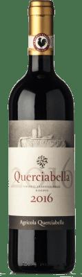 41,95 € Free Shipping | Red wine Querciabella Riserva Reserva D.O.C.G. Chianti Classico Tuscany Italy Sangiovese Bottle 75 cl