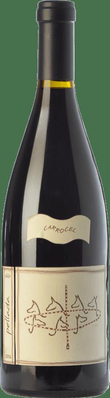 62,95 € Free Shipping | Red wine Quinta da Pellada Carrocel Crianza 2006 I.G. Dão Dão Portugal Touriga Nacional Bottle 75 cl