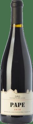 39,95 € Kostenloser Versand | Rotwein Quinta da Pellada Pape Crianza I.G. Dão Dão Portugal Touriga Nacional, Baga Flasche 75 cl