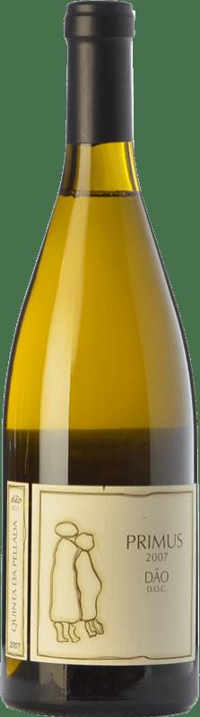 35,95 € Free Shipping | White wine Quinta da Pellada Primus Crianza I.G. Dão Dão Portugal Terrantez, Verdejo, Cercial, Encruzado, Bical Bottle 75 cl