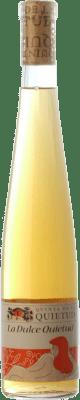 21,95 € Free Shipping | Sweet wine Quinta de la Quietud D.O. Toro Castilla y León Spain Malvasía, Albillo, Palomino Fino, Muscat of Alexandria, Verdejo Half Bottle 37 cl
