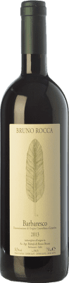 47,95 € Free Shipping | Red wine Bruno Rocca D.O.C.G. Barbaresco Piemonte Italy Nebbiolo Bottle 75 cl