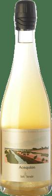 14,95 € Kostenloser Versand | Weißer Sekt Bernabé Acequión Spanien Muscat von Alexandria Flasche 75 cl