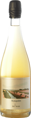14,95 € Free Shipping | White sparkling Bernabé Acequión Spain Muscat of Alexandria Bottle 75 cl