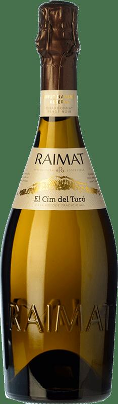 9,95 € Free Shipping   White sparkling Raimat El Cim del Turó Brut Nature D.O. Cava Catalonia Spain Pinot Black, Chardonnay Bottle 75 cl
