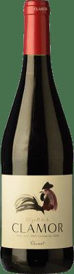 5,95 € Free Shipping | Red wine Raimat Clamor Joven D.O. Costers del Segre Catalonia Spain Tempranillo, Merlot, Cabernet Sauvignon Bottle 75 cl