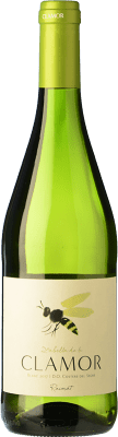 6,95 € Free Shipping | White wine Raimat Clamor Joven D.O. Costers del Segre Catalonia Spain Xarel·lo, Chardonnay, Sauvignon White Bottle 75 cl