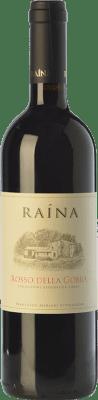 14,95 € Free Shipping | Red wine Raìna Rosso della Gobba I.G.T. Umbria Umbria Italy Sangiovese, Sagrantino Bottle 75 cl