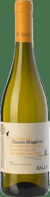 13,95 € Free Shipping   White wine Rallo Bianco Maggiore I.G.T. Terre Siciliane Sicily Italy Grillo Bottle 75 cl