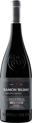 17,95 € Envoi gratuit | Vin rouge Ramón Bilbao Edición Limitada Crianza D.O.Ca. Rioja La Rioja Espagne Tempranillo Bouteille 75 cl