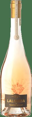 22,95 € Free Shipping | Rosé wine Ramón Bilbao Lalomba D.O.Ca. Rioja The Rioja Spain Grenache, Viura Bottle 75 cl