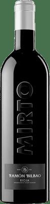 34,95 € Envío gratis | Vino tinto Ramón Bilbao Mirto Reserva D.O.Ca. Rioja La Rioja España Tempranillo Botella 75 cl