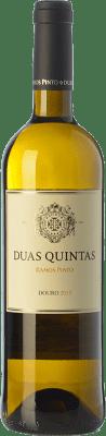 13,95 € Free Shipping | White wine Ramos Pinto Duas Quintas I.G. Douro Douro Portugal Rabigato, Viosinho, Arinto Bottle 75 cl