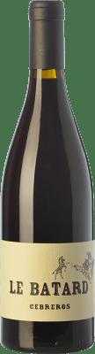 17,95 € Kostenloser Versand   Rotwein Raúl Pérez Le Batard Crianza I.G.P. Vino de la Tierra de Castilla y León Kastilien und León Spanien Grenache Flasche 75 cl