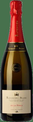 24,95 € Free Shipping | White sparkling Raventós i Blanc De la Finca Gran Reserva Spain Pinot Black, Macabeo, Xarel·lo, Chardonnay, Parellada Bottle 75 cl
