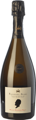 77,95 € Free Shipping | White sparkling Raventós i Blanc Manuel Raventós Negra Gran Reserva 2008 Spain Xarel·lo, Parellada Bottle 75 cl | Thousands of wine lovers trust us to get the best price guarantee, free shipping always and hassle-free shopping and returns.
