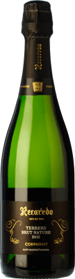 16,95 € Free Shipping | White sparkling Recaredo Brut Nature Gran Reserva 2010 D.O. Cava Catalonia Spain Macabeo, Xarel·lo, Parellada Half Bottle 37 cl | Thousands of wine lovers trust us to get the best price guarantee, free shipping always and hassle-free shopping and returns.