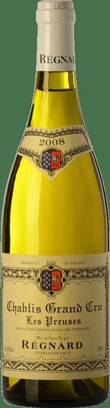 69,95 € Envoi gratuit   Vin blanc Régnard Les Preuses 2008 A.O.C. Chablis Grand Cru Bourgogne France Chardonnay Bouteille 75 cl