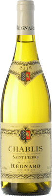 33,95 € Free Shipping | White wine Régnard A.O.C. Chablis Burgundy France Chardonnay Bottle 75 cl