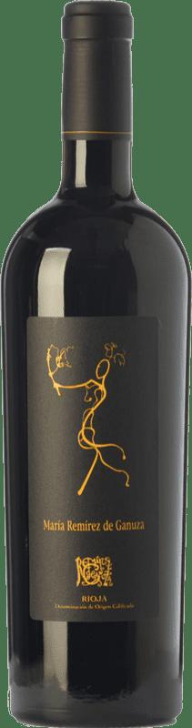 242,95 € Envío gratis | Vino tinto Remírez de Ganuza María Reserva 2007 D.O.Ca. Rioja La Rioja España Tempranillo, Graciano Botella 75 cl