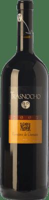 85,95 € Kostenloser Versand | Rotwein Remírez de Ganuza Trasnocho Crianza D.O.Ca. Rioja La Rioja Spanien Tempranillo, Graciano Flasche 75 cl