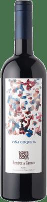 35,95 € Free Shipping | Red wine Remírez de Ganuza Viña Coqueta Reserva 2008 D.O.Ca. Rioja The Rioja Spain Tempranillo, Graciano, Viura, Malvasía Bottle 75 cl