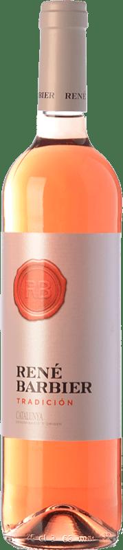 4,95 € Envío gratis   Vino rosado René Barbier Tradición Joven D.O. Catalunya Cataluña España Tempranillo, Merlot Botella 75 cl