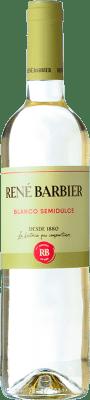 7,95 € Envoi gratuit | Vin blanc René Barbier Viña Augusta Demi Sec Joven D.O. Catalunya Catalogne Espagne Muscat d'Alexandrie, Macabeo, Xarel·lo, Parellada Bouteille 75 cl
