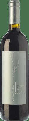 9,95 € Envío gratis | Vino tinto Resalte Lecco Roble D.O. Ribera del Duero Castilla y León España Tempranillo Botella 75 cl