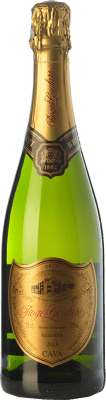 9,95 € Free Shipping | White sparkling Roger Goulart Brut Reserva D.O. Cava Catalonia Spain Macabeo, Xarel·lo, Parellada Bottle 75 cl. | Thousands of wine lovers trust us to get the best price guarantee, free shipping always and hassle-free shopping and returns.