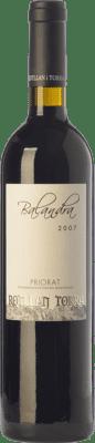17,95 € Envío gratis | Vino tinto Rotllan Torra Balandra Joven D.O.Ca. Priorat Cataluña España Garnacha, Cabernet Sauvignon, Cariñena Botella 75 cl