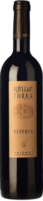 11,95 € Free Shipping | Red wine Rotllan Torra Reserva D.O.Ca. Priorat Catalonia Spain Grenache, Cabernet Sauvignon, Carignan Bottle 75 cl