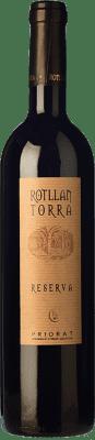 11,95 € Kostenloser Versand | Rotwein Rotllan Torra Reserva D.O.Ca. Priorat Katalonien Spanien Grenache, Cabernet Sauvignon, Carignan Flasche 75 cl