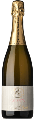25,95 € Free Shipping | Rosé sparkling Ruiz de Cardenas Galanta Rosé Brut Italy Pinot Black, Chardonnay Bottle 75 cl