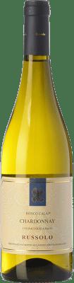 14,95 € Free Shipping | White wine Russolo Pinot Grigio Ronco Calaj I.G.T. Friuli-Venezia Giulia Friuli-Venezia Giulia Italy Pinot Grey Bottle 75 cl