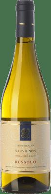 14,95 € Free Shipping | White wine Russolo Ronco Calaj I.G.T. Friuli-Venezia Giulia Friuli-Venezia Giulia Italy Sauvignon Bottle 75 cl