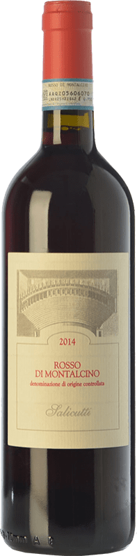 18,95 € Envoi gratuit   Vin rouge Salicutti D.O.C. Rosso di Montalcino Toscane Italie Sangiovese Bouteille 75 cl