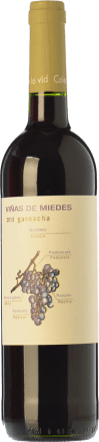 5,95 € Free Shipping | Red wine San Alejandro Viñas de Miedes Joven D.O. Calatayud Aragon Spain Grenache Bottle 75 cl
