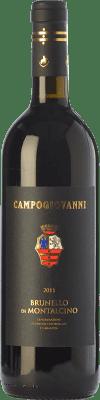 106,95 € Free Shipping | Red wine San Felice Campogiovanni D.O.C.G. Brunello di Montalcino Tuscany Italy Sangiovese Magnum Bottle 1,5 L