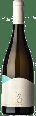 12,95 € Free Shipping | White wine San Marzano Talò I.G.T. Puglia Puglia Italy Verdeca Bottle 75 cl
