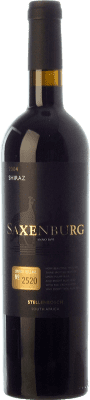 48,95 € Free Shipping | Red wine Saxenburg Edición Limitada Shiraz Crianza 2004 I.G. Stellenbosch Stellenbosch South Africa Syrah Bottle 75 cl