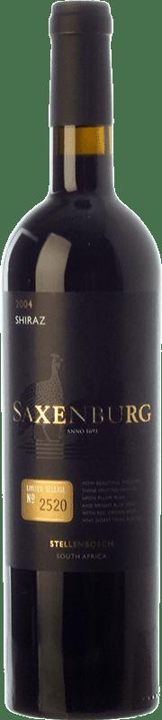 42,95 € Free Shipping | Red wine Saxenburg Edición Limitada Shiraz Crianza I.G. Stellenbosch Stellenbosch South Africa Syrah Bottle 75 cl