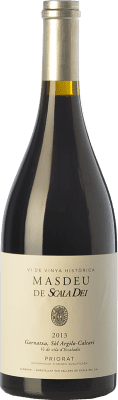78,95 € Kostenloser Versand   Rotwein Scala Dei Masdeu Crianza D.O.Ca. Priorat Katalonien Spanien Grenache Flasche 75 cl