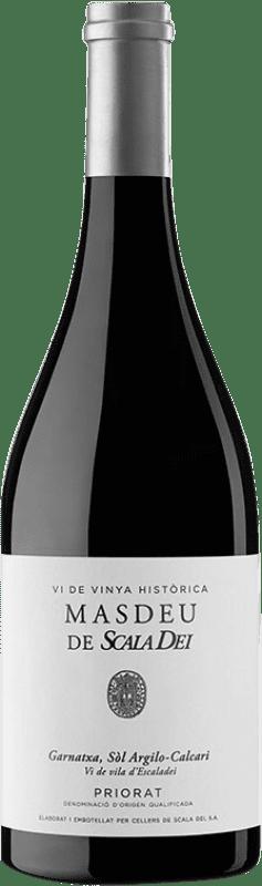 72,95 € Free Shipping | Red wine Scala Dei Masdeu Crianza D.O.Ca. Priorat Catalonia Spain Grenache Bottle 75 cl