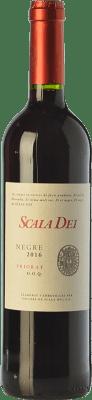 14,95 € Free Shipping | Red wine Scala Dei Negre Joven D.O.Ca. Priorat Catalonia Spain Syrah, Grenache, Cabernet Sauvignon Bottle 75 cl
