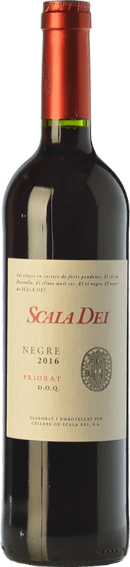 14,95 € Envío gratis   Vino tinto Scala Dei Negre Joven D.O.Ca. Priorat Cataluña España Syrah, Garnacha, Cabernet Sauvignon Botella 75 cl