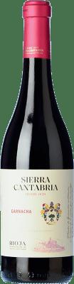 15,95 € Free Shipping | Red wine Sierra Cantabria Crianza D.O.Ca. Rioja The Rioja Spain Grenache Bottle 75 cl
