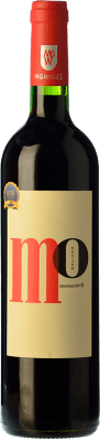 6,95 € Free Shipping | Red wine Sierra Salinas Mo Monastrell Joven D.O. Alicante Valencian Community Spain Syrah, Cabernet Sauvignon, Monastrell, Grenache Tintorera Bottle 75 cl | Thousands of wine lovers trust us to get the best price guarantee, free shipping always and hassle-free shopping and returns.