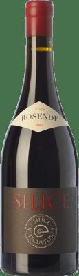 94,95 € Kostenloser Versand | Rotwein Sílice Finca Rosende Crianza Spanien Mencía, Grenache Tintorera, Palomino Fino Flasche 75 cl