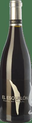 23,95 € Free Shipping | Red wine Soagranorte Suertes del Marqués El Esquilón Joven D.O. Valle de la Orotava Canary Islands Spain Listán Black, Tintilla Bottle 75 cl